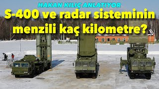 S-400'ün gerçek menzili kaç kilometre? #hakankılıç #tolgaözbek