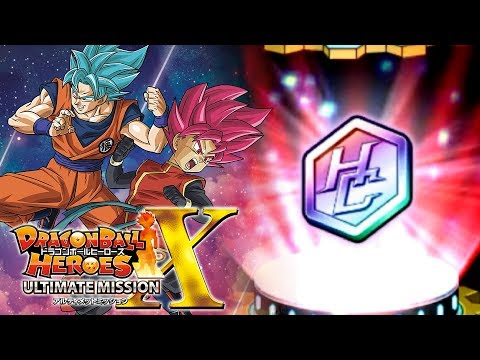 FARMING PLATINUM COINS LIKE DRAGON STONES!!! | Dragon Ball Heroes Ultimate Mission X Gameplay!