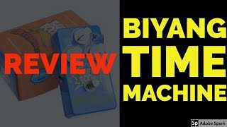 Biyang Baby Boom Time Machine AD 10 Delay Pedal Un Boxing And Review