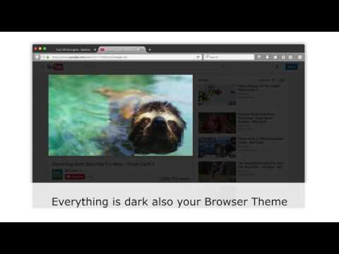 🔥NEW FEATURE: Browser Theme is dark in Firefox🌚
