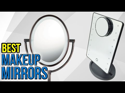 10 Best Makeup Mirrors 2017