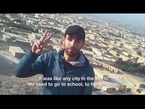 In Raqqa Reporting on ISIS and the Regime - The Struggle