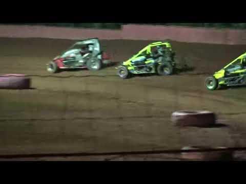 Linda's Speedway ARDC Midget 9-29-17