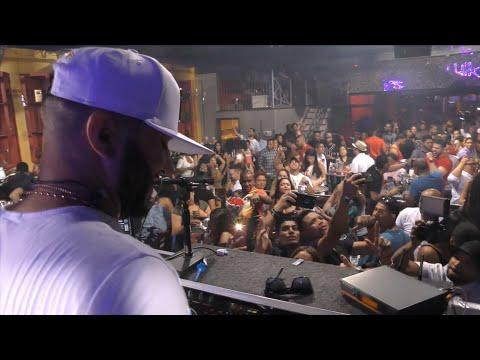 DJ Alex Sensation Live at Marbella Lounge, Newark NJ.