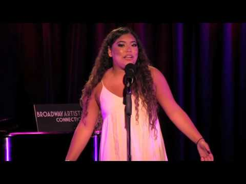 "Samara Ariel Ehrlich crowned ""future of Broadway"" at BAC Open Mic June 13th, 2016"