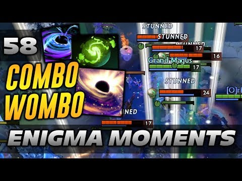 Dota 2 Enigma Moments Ep. 58 thumbnail