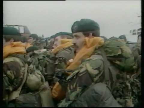 San Carlos landings Falklands war 1982