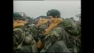 San Carlos landings Falklands war 1982