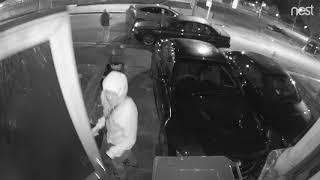 Ilford car thieves