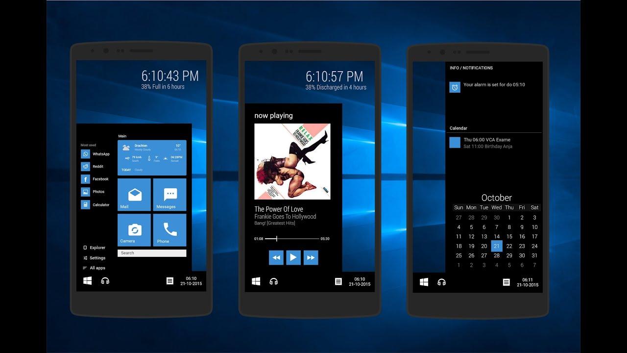 windows 10 how to get desktop