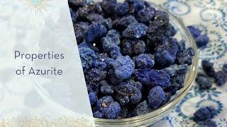 Properties of Azurite