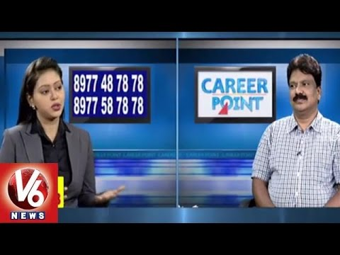 Career Point | Study MBBS in America | American University of Barbados | V6 News