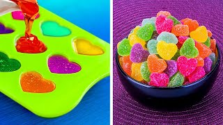 UNUSUAL WAYS TO USE ICE CUBE TRAY || Candy Making Secrets by 5-Minute Recipes!
