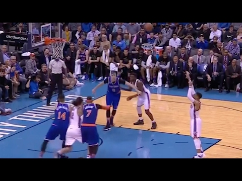Russell Westbrook is a F***ing MAGICIAN, Turns a Free Throw into a Three-Pointer