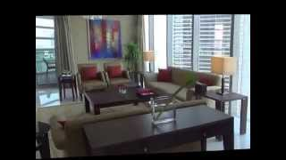 Dubai Luxushoterl The Oberoi  Matthias Mangiapane - Suite Zimmer Video Film