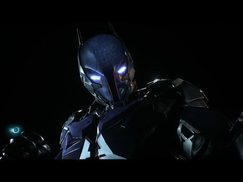 BatmanAK Arkham Knight Indenity Reveal Jason Todd!!!