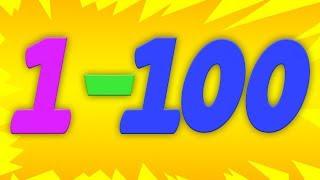 หมายเลขเพลง 1 ถึง 100 | ตัวเลขการเรียนรู้สำหรับเด็ก | เพลงการศึกษา | Numbers Song | Kids Tv Thailand