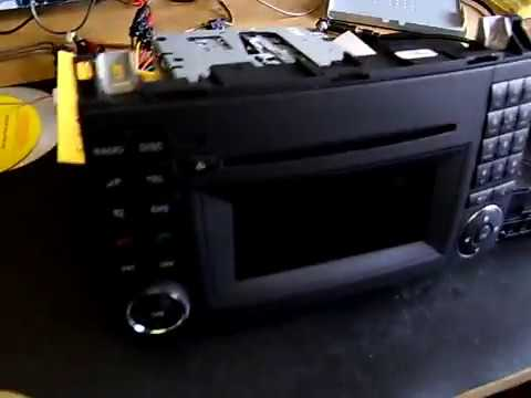 premier audio mercedes alpine mf2830 car audio repair youtube rh youtube com