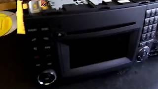 PREMIER AUDIO MERCEDES ALPINE MF2830 (Car Audio Repair)