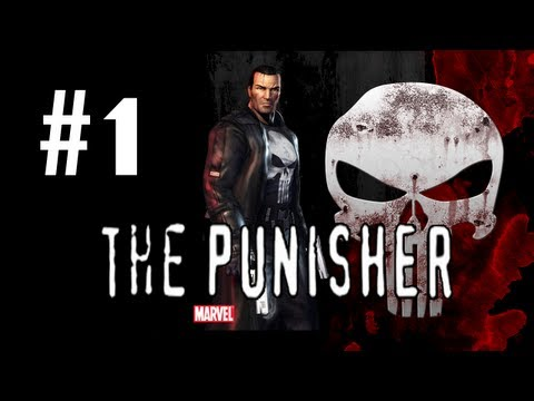 The Punisher: The Video Game - Let's Play #1