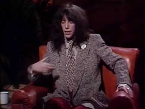 Tom Snyder Tomorrow Show 5-11-78 Patti Smith Punk Rock New W