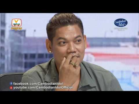 ផ្សាយផ្ទាល់ (Live) Cambodian Idol - Judge Audition - Week 4
