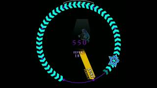 【maimai外部出力(60fps)】初音ミクの激唱 MAS AP