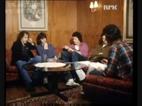 "Dire Straits - ""Early Interview"" NRK TV, Norway 1979"