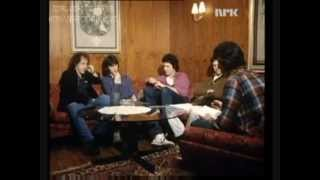 """Dire Straits - """"Early Interview"""" NRK TV, Norway 1979"""