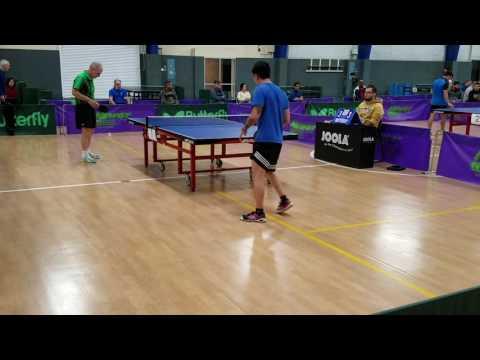Daniel Seemiller (2420) vs Felipe Morita (2328) - Open Singles (1/8)