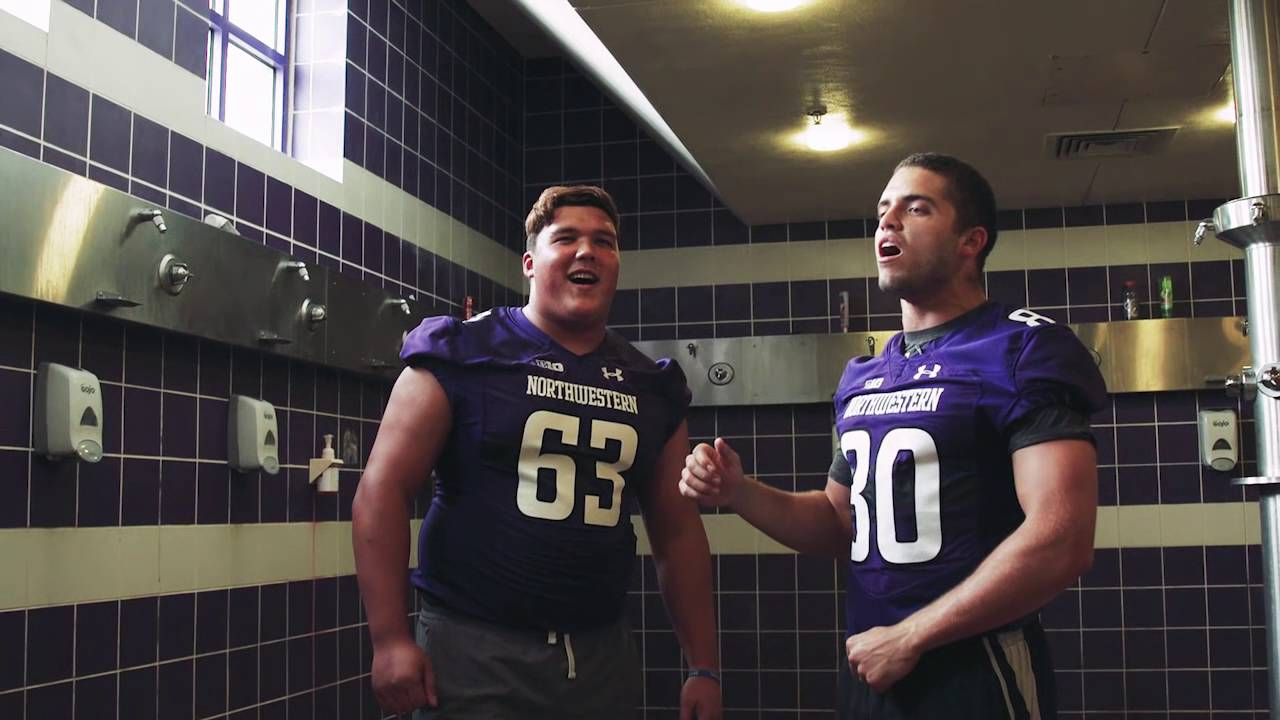 NU Football The Foundation Preview Austin Carr & Ian Park