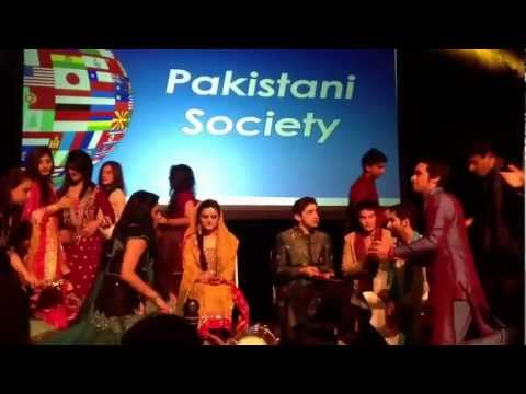 QMUL Pakistani Society 2012 Part 1