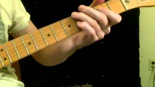 """How To Play """"Slipping Away"""" Rolling Stones"""