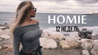 Homie 12 недель 2017