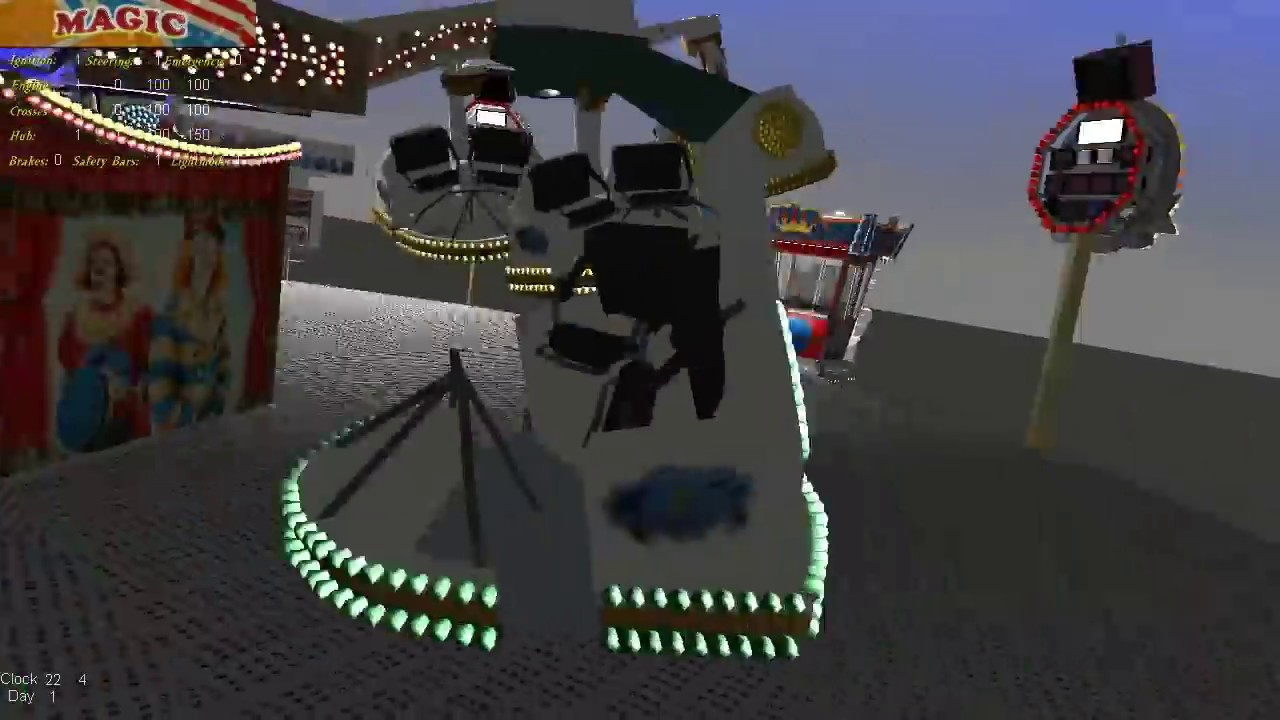 kirmes simulation 2012