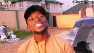 Download Thespian Nozy Comedy - The five years contribution money (Real House Of Comedy)