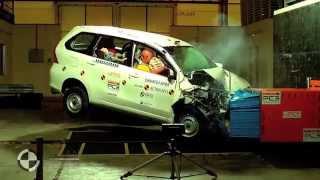 ASEAN NCAP - Daihatsu Xenia