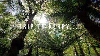 V137 - Trip to Kerry (Glenbeg Campsite, Caherdaniel Kerry)