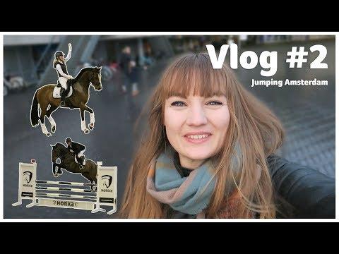 Jumping Amsterdam 2018 | VLOG #2 | Epplejeck