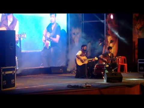 Emptiness (Tune Mere Jaana) - Gajendra Verma Live, D.Y. Patil Akurdi Pune