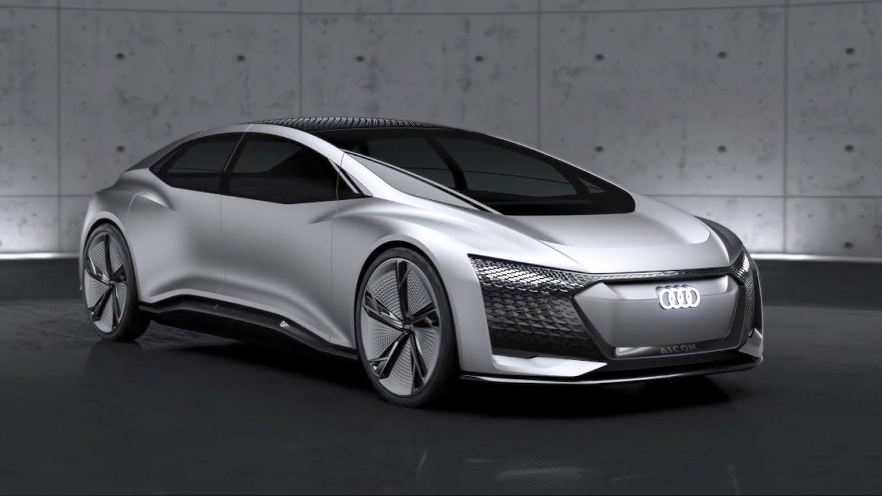 Audi Aicon Concept - IAA 2017 - YouTube