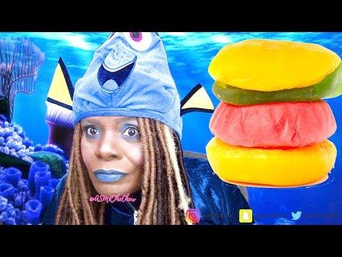 CHEWY Xtreme Candy MOUTH SOUNDS ASMR Positive Energy/ AUTONOMOUS meridian