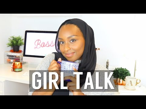 Download Youtube: GIRL TALK | How To Be A GIRL BOSS! Confidence, Goal Setting & Success | Aysha Abdul