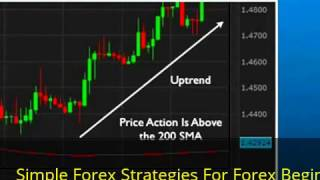 Simple Forex Strategies For Forex Beginner