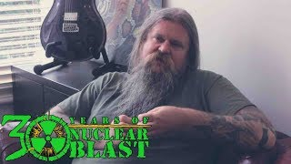 ENSLAVED - Grutle and Ivar discuss early influences (OFFICIAL TRAILER)