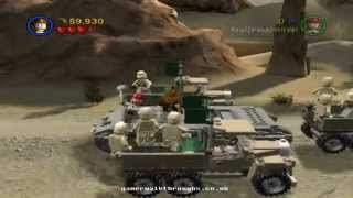 Lego indiana jones walkthrough - Desert ambush [2/2]