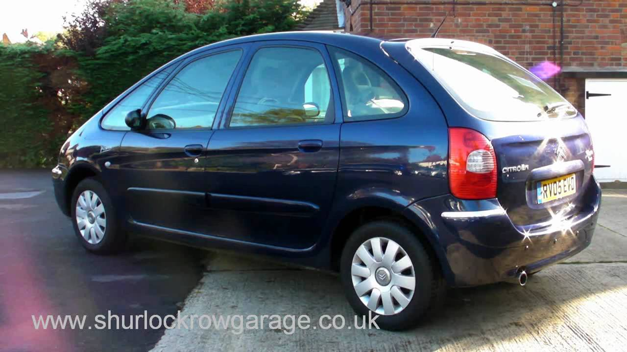 Citroen Xsara Picasso 1 6 Hdi Diesel Mpv For Sale