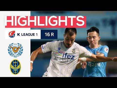 Daegu Incheon Goals And Highlights