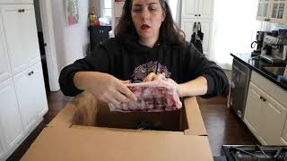 Unboxing Our June 2021 Butcher Box Order