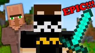 Really Epic Minecraft Let's Play Part 1